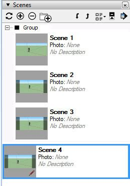 sketchup layout add scene managing scenes in su feature requests sketchup community