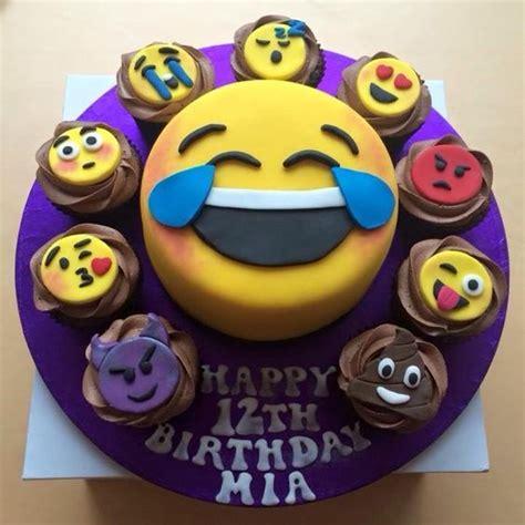 Las tortas más divertidas de Emojis