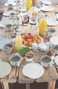 Cottage Cafe Easter Brunch 1000 Ideas About Breakfast Table Setting On