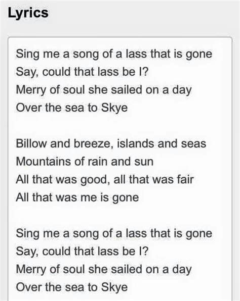 boat song lyrics outlander 1000 images about outlander on pinterest highlanders