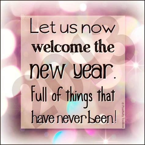 welcome new year quotes quotesgram