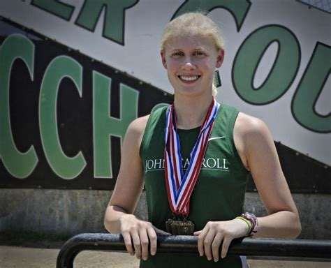 Release Letter From Jcu Metro Track Athlete Of The Year Carroll S Al