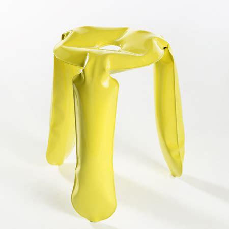 plopp stool by oskar zieta for hay dezeen