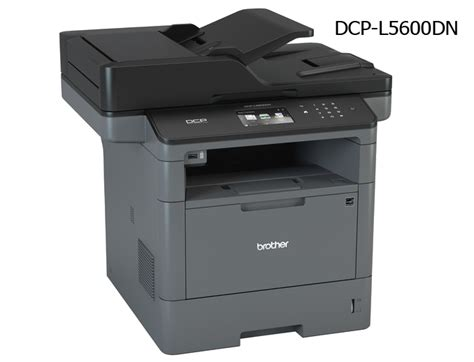 Printer Laserbrother Dcp L5600dn dcp l5600dn mono laser 3 in 1 multi function centre