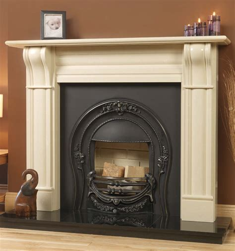 why not a faux fireplace mantel fireplace design ideas