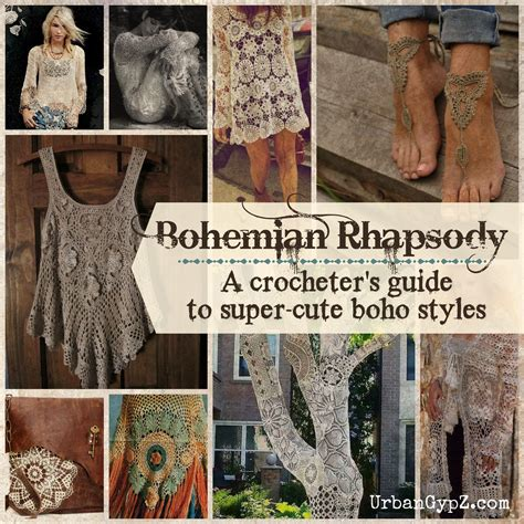 Boho New Pattern bohemian rhapsody a guide to boho crochet patterns