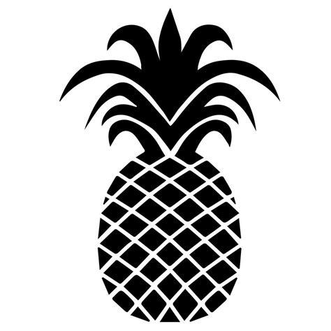 svg image pineapple svg cut files craftables