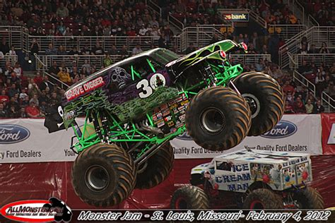 monster truck show in st louis mo st louis missouri monster jam february 4 2012