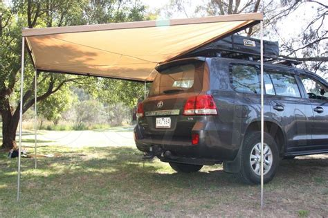 4x4 awning side walls 3 00m round awning for 4x4 cing driver side