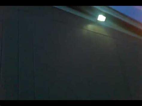 Bunker Hill Solar Security Light Bunker Hill 36 Led Solar Security Light Test Review Part