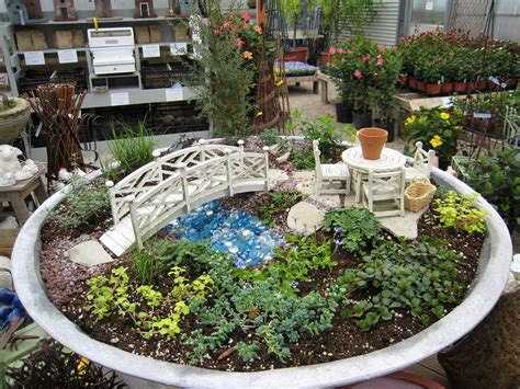 Gardens Ideas 20 Amazing Miniature Diy Garden Ideas Artnoize