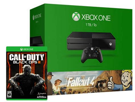 Xbox One Giveaway Canada - walmart canada offers save 79 96 on xbox one fallout 4 bundle with call of duty