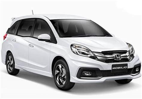 Honda Mobilio E Cvt mobilwow spesifikasi dan harga honda mobilio e cvt 2017
