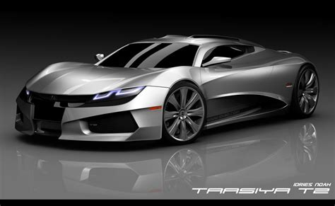 future supercar t2 concept the future hydbrid supercar 2010