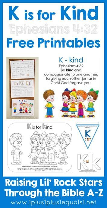 free bible crafts for to make bible verse printables letter k raising and rock