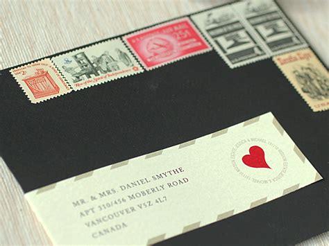 Invitation Letter Envelope Business Envelope Address Format Images
