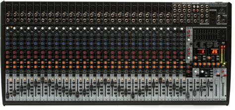 behringer eurodesk sx3242fx mixer with effects sweetwater