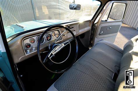 Ct 66 Dash Rockman Dash custom 1964 chevy dually hammered on 22s myrideisme