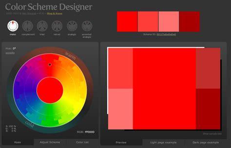 fresh color scheme wheel online 6283 30 quick ideas to make your website look nicer hongkiat