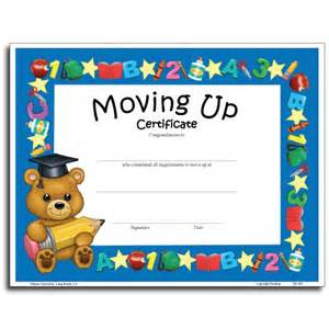 moving up certificate templates preschool moving up certificates moving up certificates
