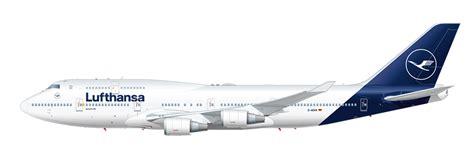 boeing 747 400 plan si鑒es boeing 747 400 icon of the airways lufthansa magazin