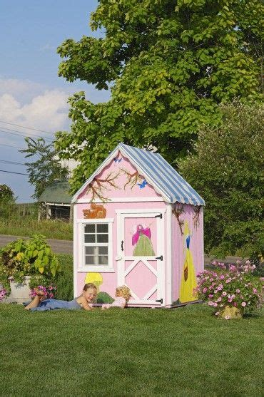 backyard playhouse kits 38 best playhouses images on pinterest