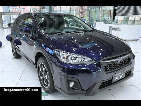 subaru dark blue subaru 1 6i l eyesight dark blue youtube
