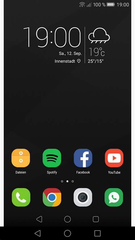 themes for emui 3 emui dark huawei themes