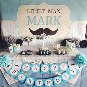 mustaches little man birthday party ideas photo 1 of 3 catch my party