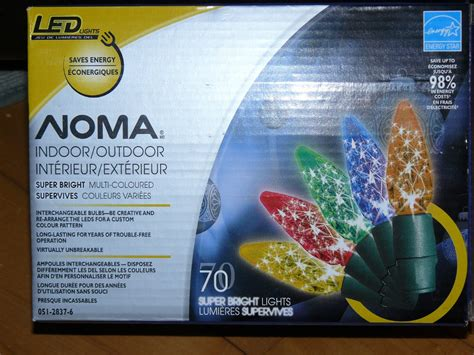 noma quot super bright quot led christmas lights ivany
