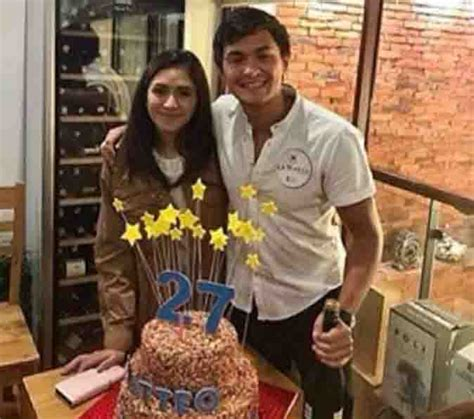 sarah g and matteo guidicelli matteo guidicelli celebrates birthday with sarah geronimo