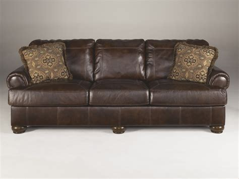 leather sofas chicago axiom walnut all leather 4200038 sofa marjen of chicago