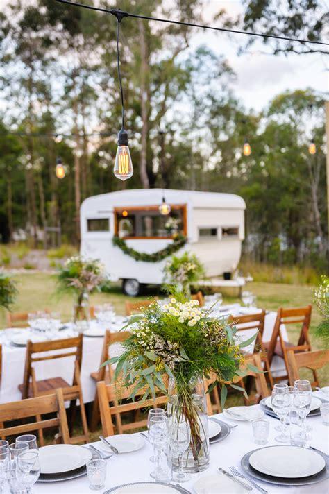 australian wedding ideas with greenery photo by