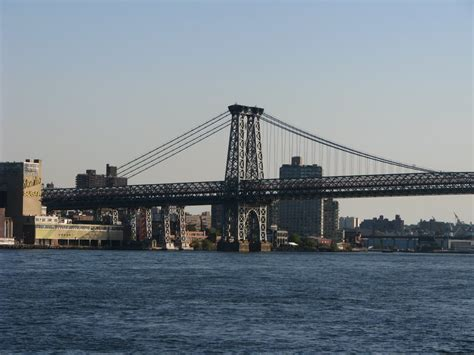 Panoramio   Photo of Williamsburg bridge