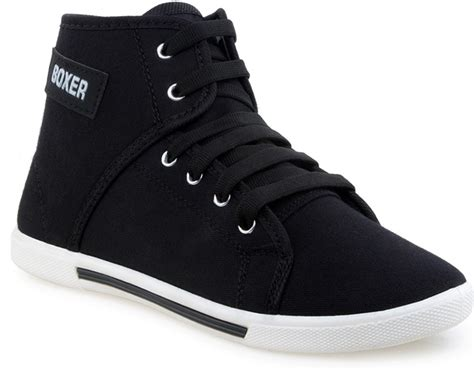 Sneakers Canvas Casual Original Distro Branded 1 cox swain black boxer casual shoes buy black color cox