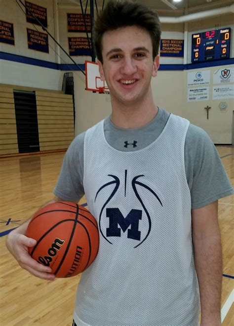 Perimeter Threat jaffee gives marquette a consistent perimeter threat nwi