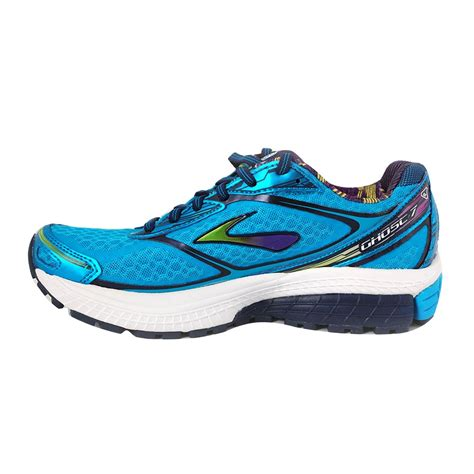 blue running shoes womens ghost 7 s running shoes blue