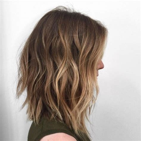 The Lob Hairstyle by 10 Lob Haircut Ideas Popular Haircuts