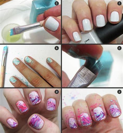 Simple Nail Designs Step By Step