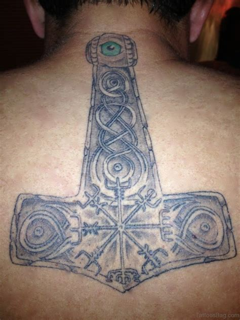 viking design tattoos 59 alluring viking tattoos for back