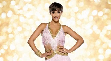 May Not Be But Shes Still Stylish by Frankie Bridge May Not Won Strictly But She S Still