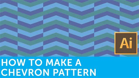 how to make a chevron template flat design tutorials how to make a chevron pattern in