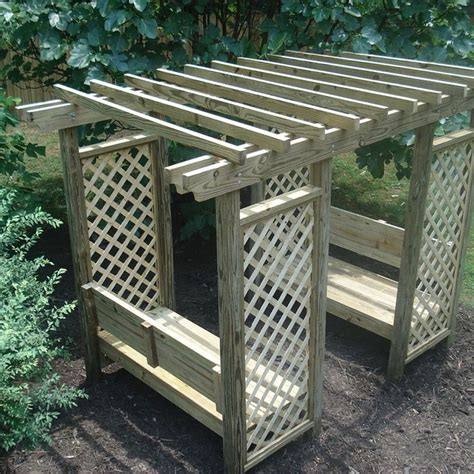 garden bench with arbor 1000 images about arbor bench on pinterest arbors garden arbor and bench plans