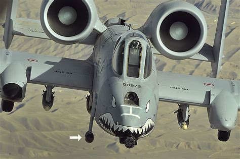 File:A-10 Thunderbolt II flies a close-air-support mission ... A 10 Warthog Pictures 1280 X 1024