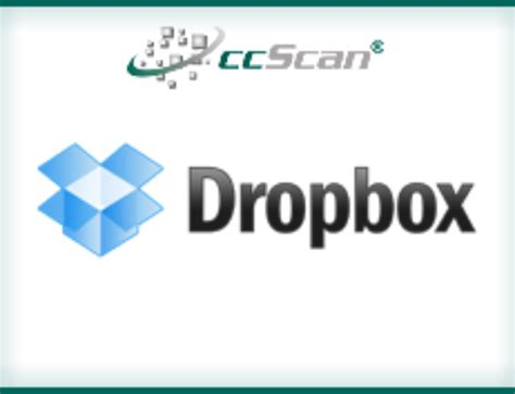 dropbox ocr ccscan ocr scan to the cloud