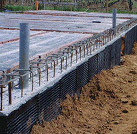 impermeabilizzazione muri interni membrana impermeabilizzante per muri controterra armodillo