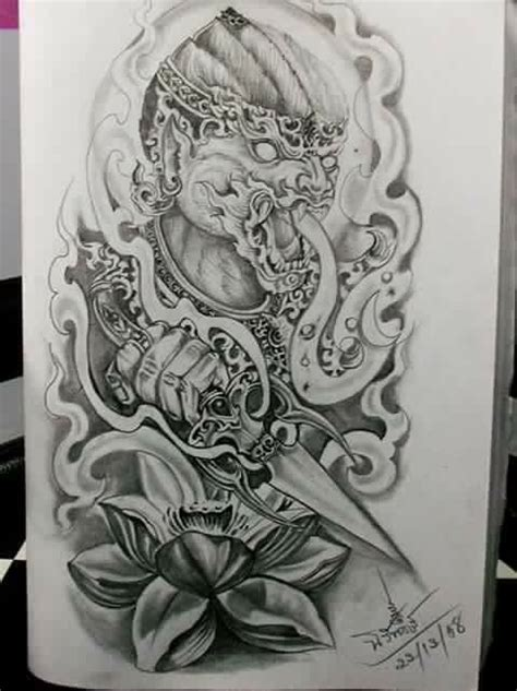 khmer tattoo designs 594 best ink images on ideas
