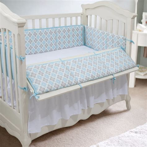 Nursery Cot Bedding Sets Tillyou Baby Bedding Crib Set 100 Cotton Crib Bumper Baby Cot Sets Baby Bed Bumper Free