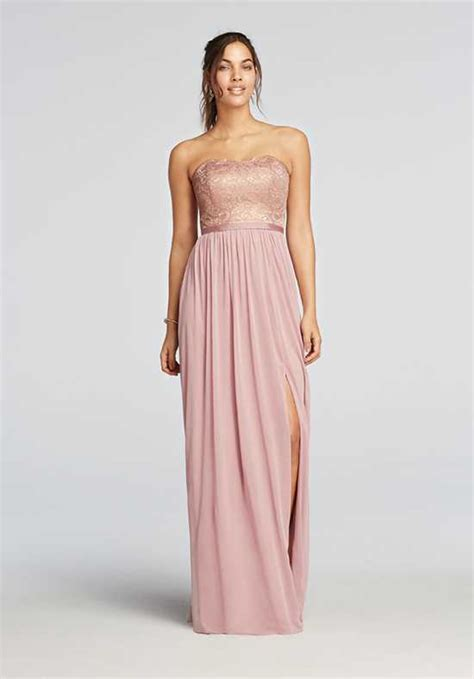 Bridesmaid Dress Sale David S Bridal - david s bridal collection bridesmaid dresses