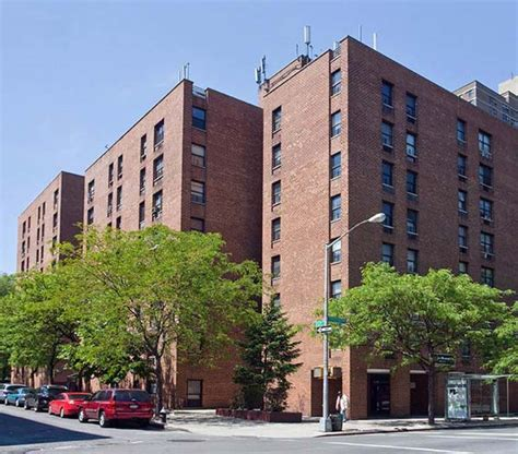 Affordable Housing Nyc by Affordable Housing Gladys Hton 2411 Frederick Douglass Blvd New York Ny